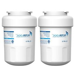 FilterLogic Refrigerator Water Filter, Replacement for GE MW