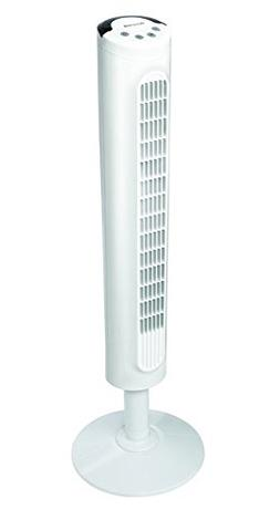 Honeywell - Comfort Control Tower Fan - White