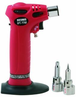 Master Appliance MT-76 3-in-1 Trigger Torch with Soldering a