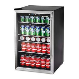 Tramontina 4.4 Cu.Ft. Wine and Beverage Center-126 Can Capac