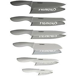 Cuisinart Advantage 12-Piece Gray Knife Set with Blade Guard