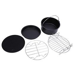 SODIAL Air Fryer Accessories for Gowi Phillips and Cozyna or