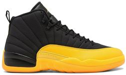 Air Jordan 12 University Gold Black Retro 130690-070