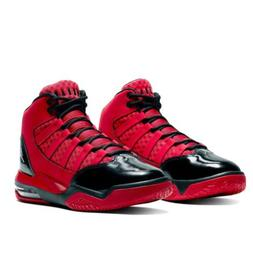 NIKE AIR JORDAN MAX AURA BASKETBALL SHOES RED BLACK CU4929 6
