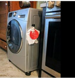 Anti-Vibration and Anti-Walk Washer and Dryer Pads  STEADY-