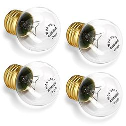 SooFoo Appliance Oven Refrigerator Bulbs, Appliance light bu