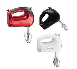 Brentwood Appliances 5-Speed Hand Mixer/Beater 150W in 3 COL