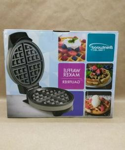 "Brentwood Appliances TS-230S 7"" Nonstick Belgian Waffle Make"