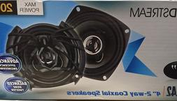 "Soundstream Arachnid AF.42 200 Watts 4"" 2-Way Coaxial Car Sp"