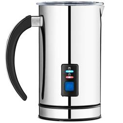 Auto Milk Frother Heater Latte Carafe Electric Kettle Karafe