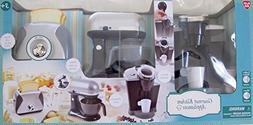 GOURMET Child Size KITCHEN APPLIANCES  w Battery Operated CO
