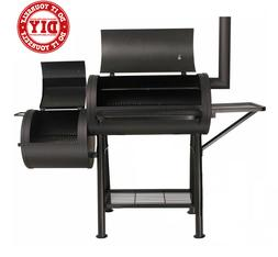 BBQ Grill Smoker Portable Camping Barbecue Cooker Outdoor Co