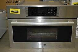 "Bosch Benchmark HSLP451UC 30"" Stainless Steam Convection Ove"