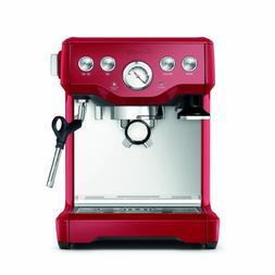 Breville BES840XL BES840CBXL Red Infuser Espresso Stainless