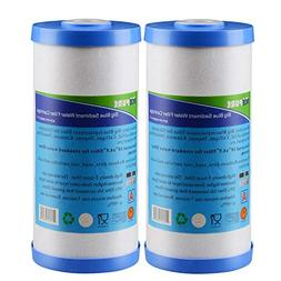 Icepure Big Blue Sediment  and  Activated Carbon Water Filte