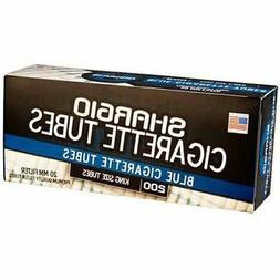 Shargio Blue Light King Size - 3 Boxes - 200 Tubes Box Tobac