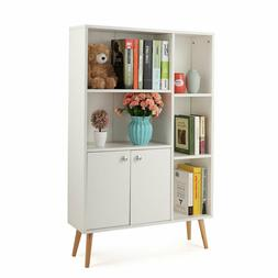 Bookcases With Drawers Bookshelf And Book Shelves 5 Shelf Ca