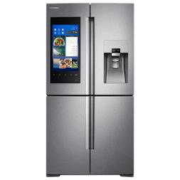 Brand New Samsung 22 cu. ft. Family Hub 4-Door Flex French D