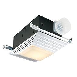 Broan 50 CFM Bathroom Fan and Heater with Light