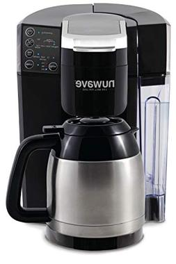 BruHub 3 in 1 Coffee Maker with Stainless Steel Carafe