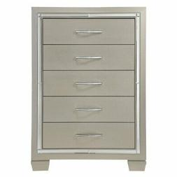 Home Source Industries Bryant 5 Drawer Chest
