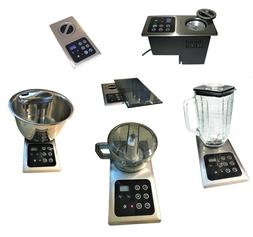 BUILT-IN Universal Mixer + Smoothie Maker Blender & Veggie-C