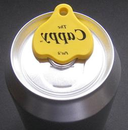 The Cappy Beverage Can Closers & Openers