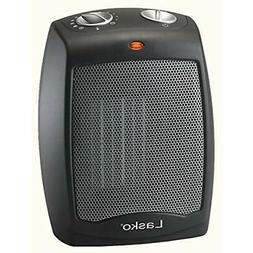 CD09250 Ceramic Portable Space Heater With Adjustable Thermo