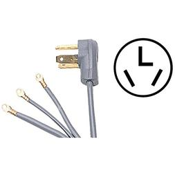 CERTIFIED APPLIANCE 90-1028 3-Wire Dryer Cord  consumer elec