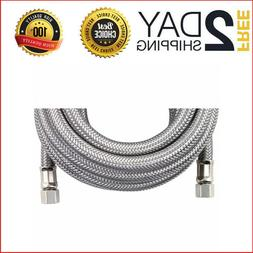 Certified Appliance IM180SS Braided Stainless Steel Ice Make