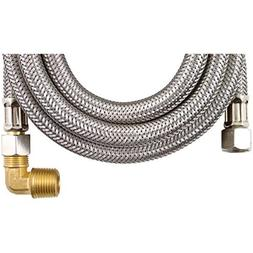 Certified Appliance DW120SSBL Mk4120b Braided Stainless Stee
