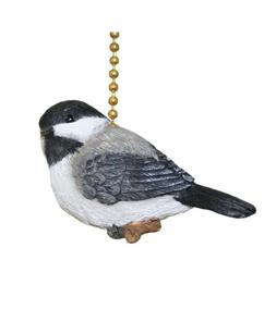 Clementine Designs Chickadee Little Bird Birdie Fan Light Pu