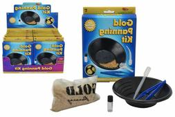World Of Science Childrens Gold Panning Mining Educational S