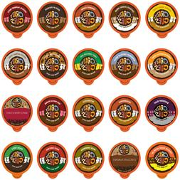 Crazy Cups Chocolate And Flavor Lovers' Flavored Coffee Sing