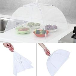 Gotian Cloth Food Dish Cover, Large Pop-Up Mesh Screen Prote