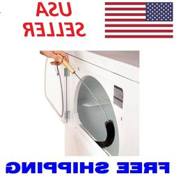 Clothes Dryer Lint Brush Vent Trap Cleaner Gas Electric Fire