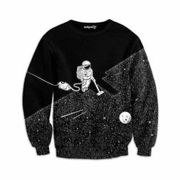 Cloudstyle 2018 Men 3D Sweatshirts Fashion Casual Pullovers