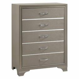 Home Source Industries Coco 5 Drawer Chest