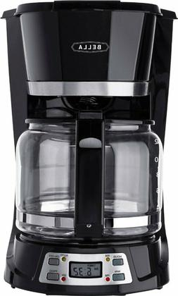 Coffee Maker 12 Cup LCD Display Programmable Coffee Maker St