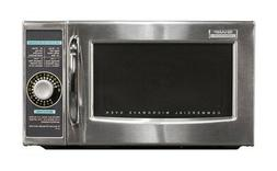 Sharp Commercial Medium Duty Microwave Oven - 1.0 Cu. Ft., 1