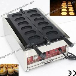 Commercial Nonstick Electric Korean Egg Bread Gyeranppang Ma