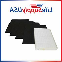 complete hepa filter set includes