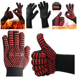 Cook Gloves USA Oven Hot Grilling BBQ Resistant Heat 932℉