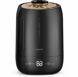 iTvanila Cool Mist Humidifiers for Baby & Bedroom, 5L Ultras