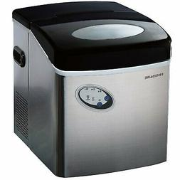 Igloo Countertop Extra Large Ice Maker Machine Stainless Ste