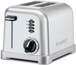 Cuisinart CPT-160 Metal Classic 2-Slice Toaster Brushed Stai