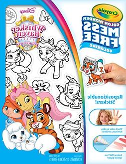Crayola Color Wonder Mess Free Stickers, Whisker Haven Palac