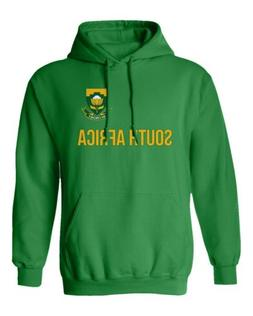 Cricket South Africa Jersey Style Fans Supporter Men's Hoode