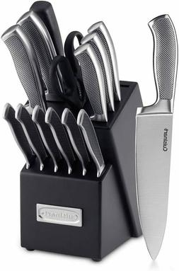 Cuisinart Classic Stainless Steel 15-Piece Cutlery Set
