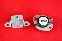 DC47-00018A & DC96-00887A for Samsung Dryer Thermal Fuse The